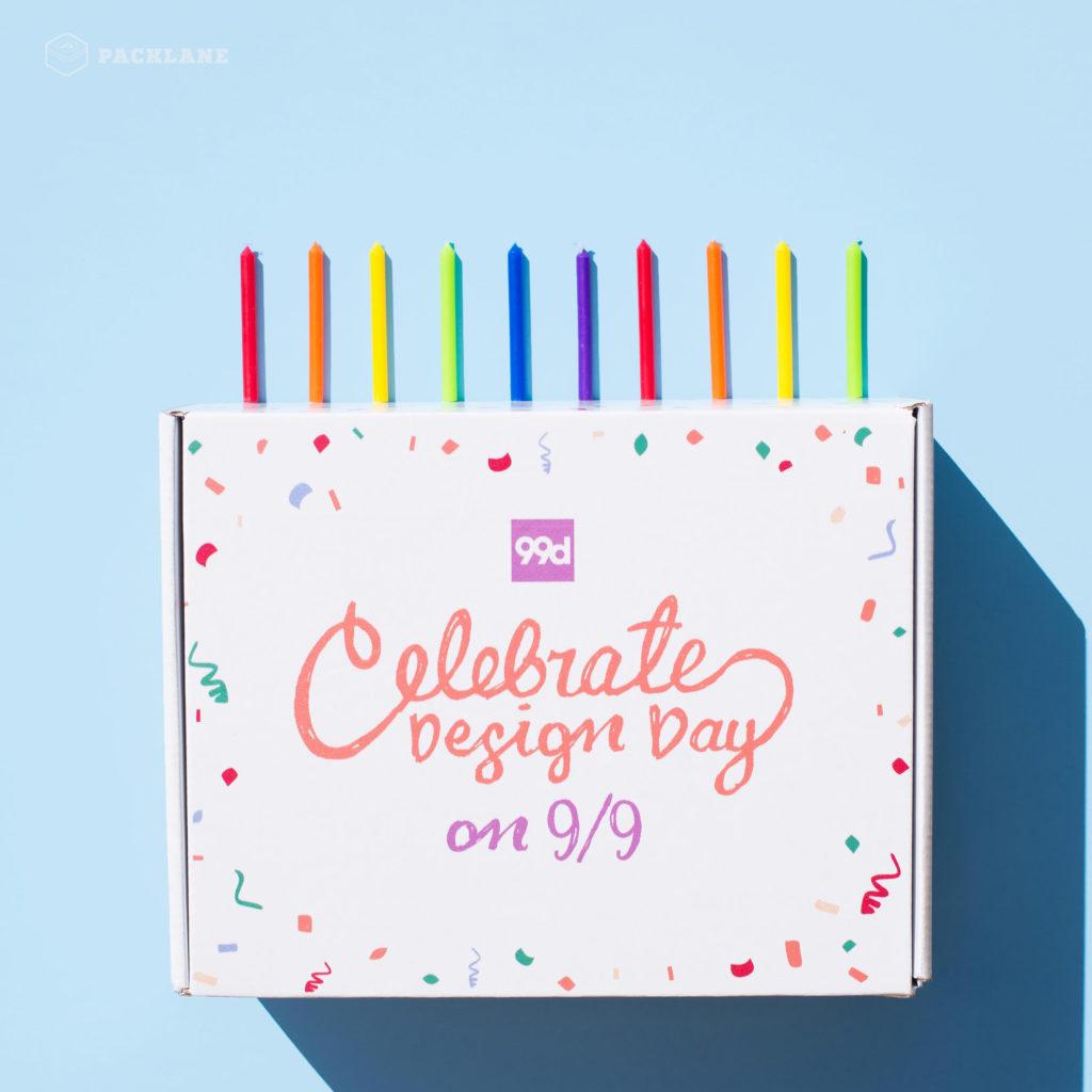 Celebrate Design Day on 9/9